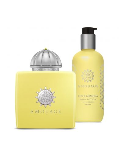 Amouage Love Mimosa EDP - Ženski poklon set