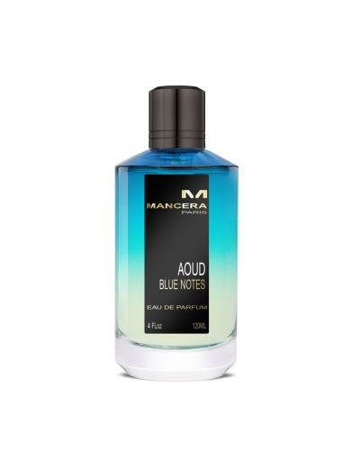 Mancera Aoud Blue Notes - Uniseks parfemska voda