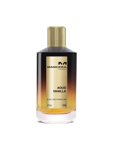 Mancera Aoud Vanille - Uniseks parfemska voda