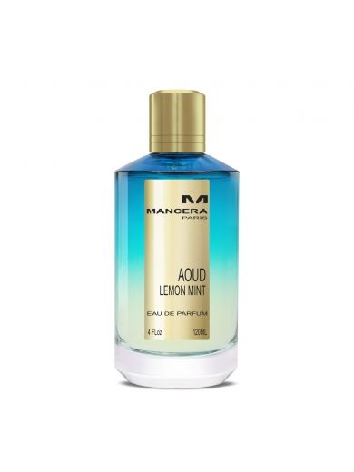 Mancera Aoud Lemon Mint - Uniseks parfemska voda