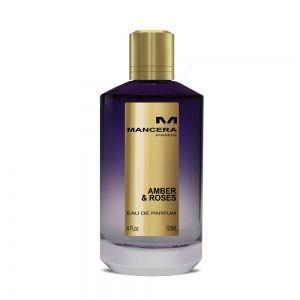 Mancera Amber and Roses - Ženska parfemska voda